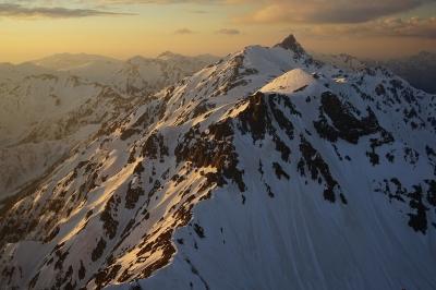soku_35007.jpg :: 風景 自然 山 雪山