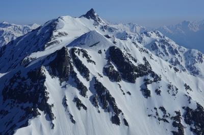 soku_35010.jpg :: 風景 自然 山 雪山