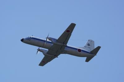 soku_35038.jpg :: 飛行機 YS.11 輸送機