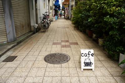 soku_35082.jpg :: 大阪日本橋の路地