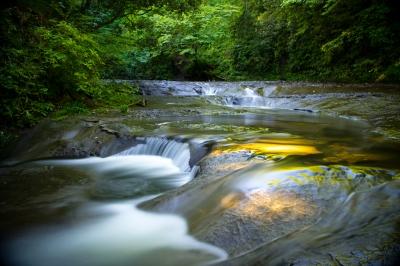 soku_35083.jpg :: 風景 自然 川 渓谷 水流