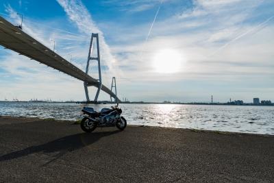 soku_35131.jpg :: CBR400RR M.O 名港トリトン バイク あんこ