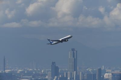 soku_35232.jpg :: D85_3463.jpg 乗り物 交通 航空機 飛行機 旅客機