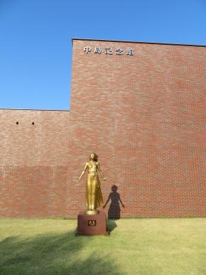 soku_35260.jpg :: 芸術 アート 彫刻 彫像 中島記念館