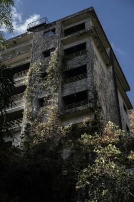 soku_35386.jpg :: 建築 建造物 廃墟
