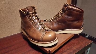 soku_35413.jpg :: 雑貨 物 靴 革靴 ブーツ