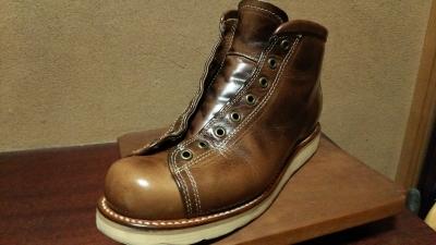 soku_35415.jpg :: 雑貨 物 靴 革靴 ブーツ