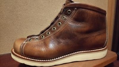 soku_35416.jpg :: 雑貨 物 靴 革靴 ブーツ