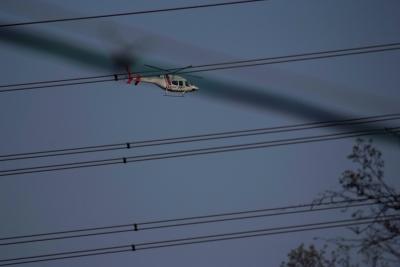 soku_35798.jpg :: 乗り物 交通 航空機 ヘリコプター ドクターヘリ