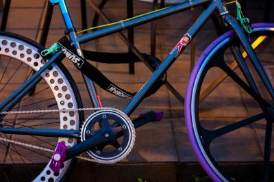 soku_35817.jpg :: 乗り物 交通 その他の乗り物 自転車 スポーツバイク