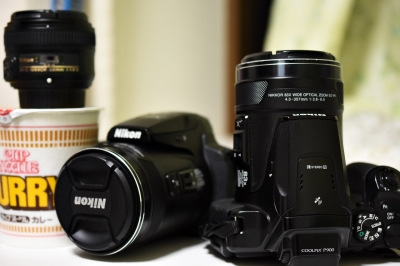 soku_36020.jpg :: カメラ機材 カメラ レンズ nikon ニコン COOLPIX P900 D7200