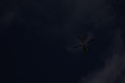 soku_36025.jpg :: 乗り物 交通 航空機 ヘリコプター