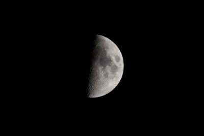 soku_36055.jpg :: 風景 自然 天体 月 月面X