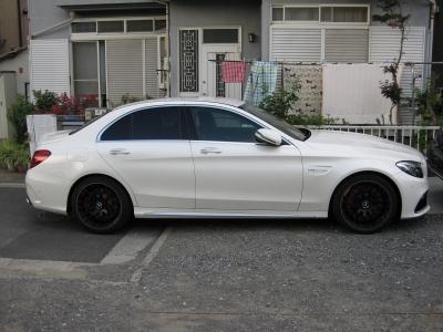 soku_36113.jpg :: C63 新車