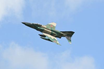 soku_36155.jpg :: シグマ120-300S 乗り物 交通 航空機 飛行機 軍用機 偵察機 RF-4EJ ファントムII