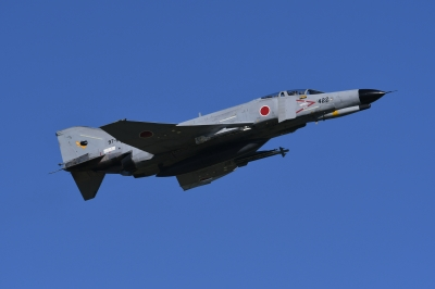 soku_36158.jpg :: シグマ120-300S+Tc-1401 乗り物 交通 航空機 飛行機 軍用機 戦闘機 F-4EJ改 ファントム