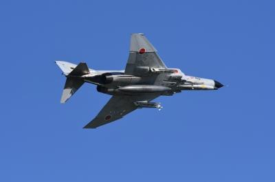soku_36159.jpg :: シグマ120-300S+Tc-1401 乗り物 交通 航空機 飛行機 軍用機 戦闘機 F-4EJ改 ファントム