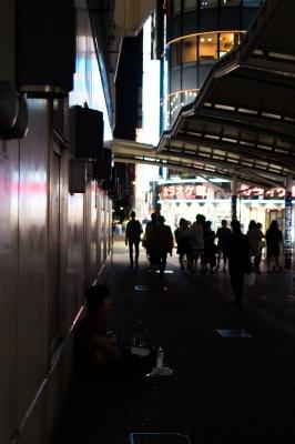 soku_36254.jpg :: 高円寺 (^-^) 風景 街並み 都市の風景 路地裏