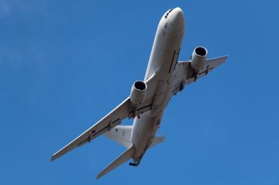 soku_36278.jpg :: 乗り物 交通 飛行機 軍用機 KC-767 岐阜基地航空祭