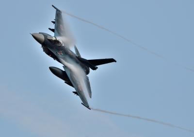 soku_36286.jpg :: 乗り物 交通 航空機 飛行機 軍用機 戦闘機 F-2A