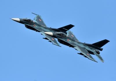 soku_36295.jpg :: 乗り物 交通 飛行機 軍用機 F-2A