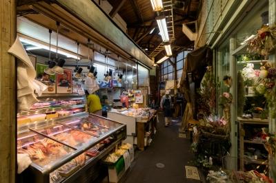 soku_36370.jpg :: 吉祥寺 ハモニカ横丁 魚屋