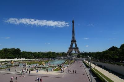 soku_36603.jpg :: フランス パリ エッフェル塔