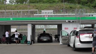 soku_36707.jpg :: AMGGTR AMGGTC 菅生サーキット 後期型 メカニック移動専用車